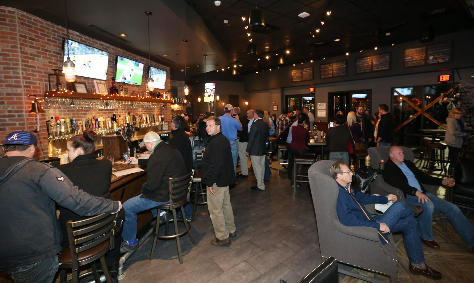 World of Beer in the Walden Galleria is one of the venues for this week's Beer Matters. (Sharon Cantillon/Buffalo News)
