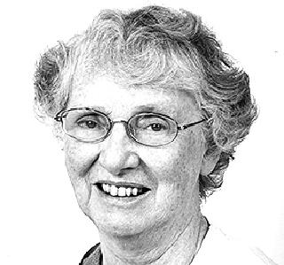 SISTER SUZANNE M. KELLY, RSM, Formerly Sister Mary Dorothy