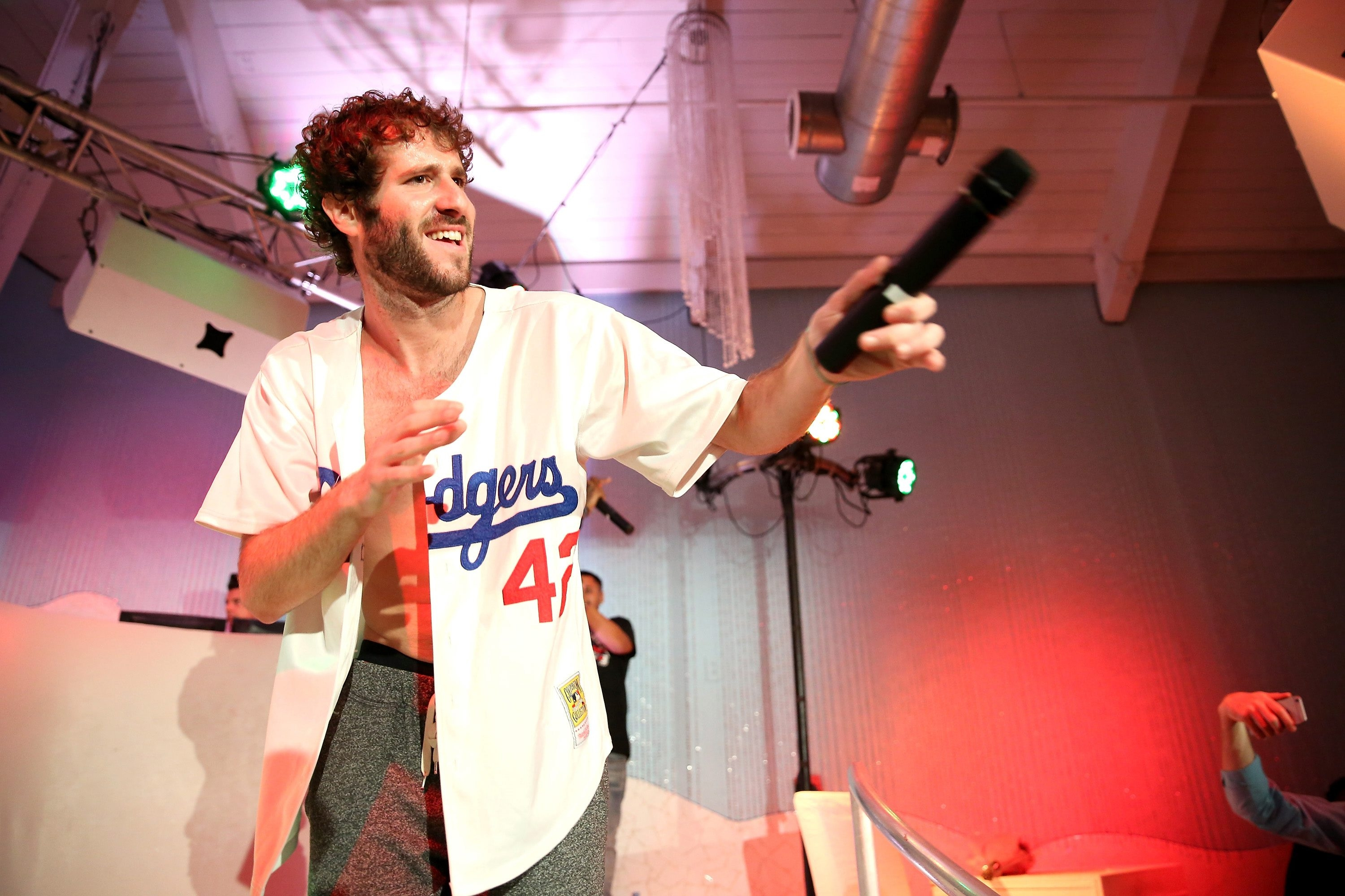Lil Dicky will perform Saturday in the Town Ballroom.