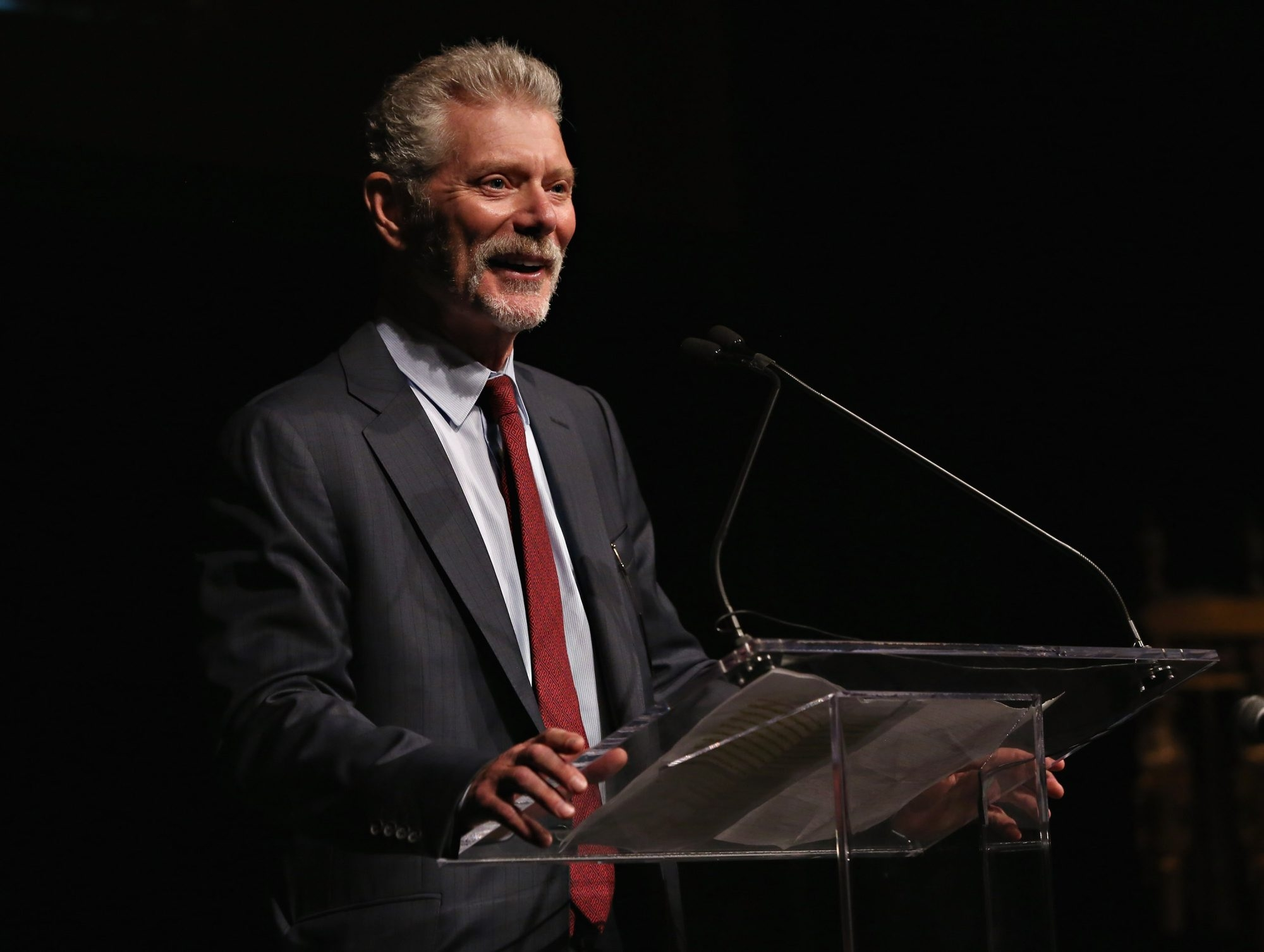 "Stephen Lang will speak and show his film ""Beyond Glory"" on April 17 in Tonawanda Castle as part of the Buffalo Niagara International Film Festival. (Getty Images)"