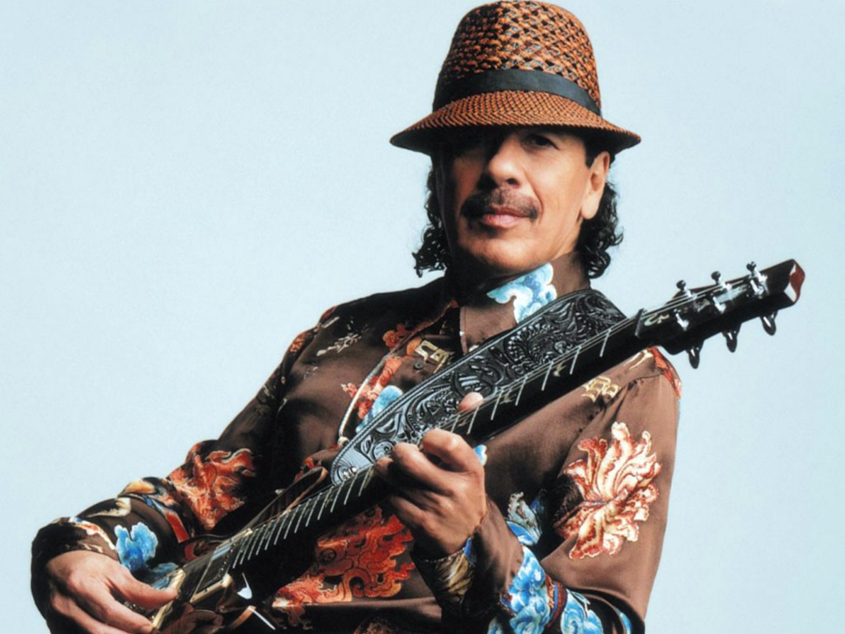 "Carlos Santana has reassembled members of the original Santana Band for ""Santana IV'."
