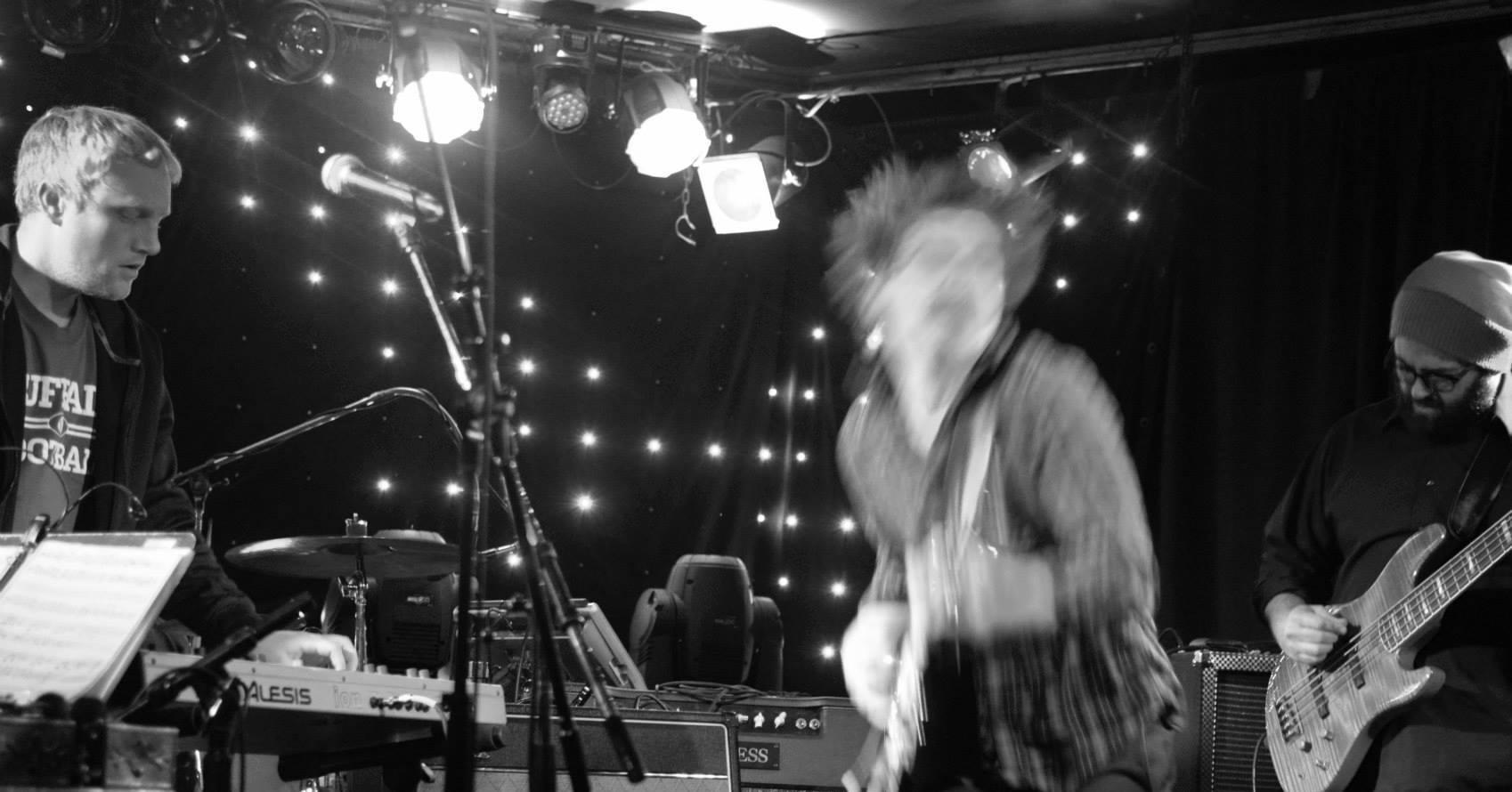 Lazlo Hollyfeld will perform Radiohead's 'In Rainbows' at Buffalo Iron Works on May 20.