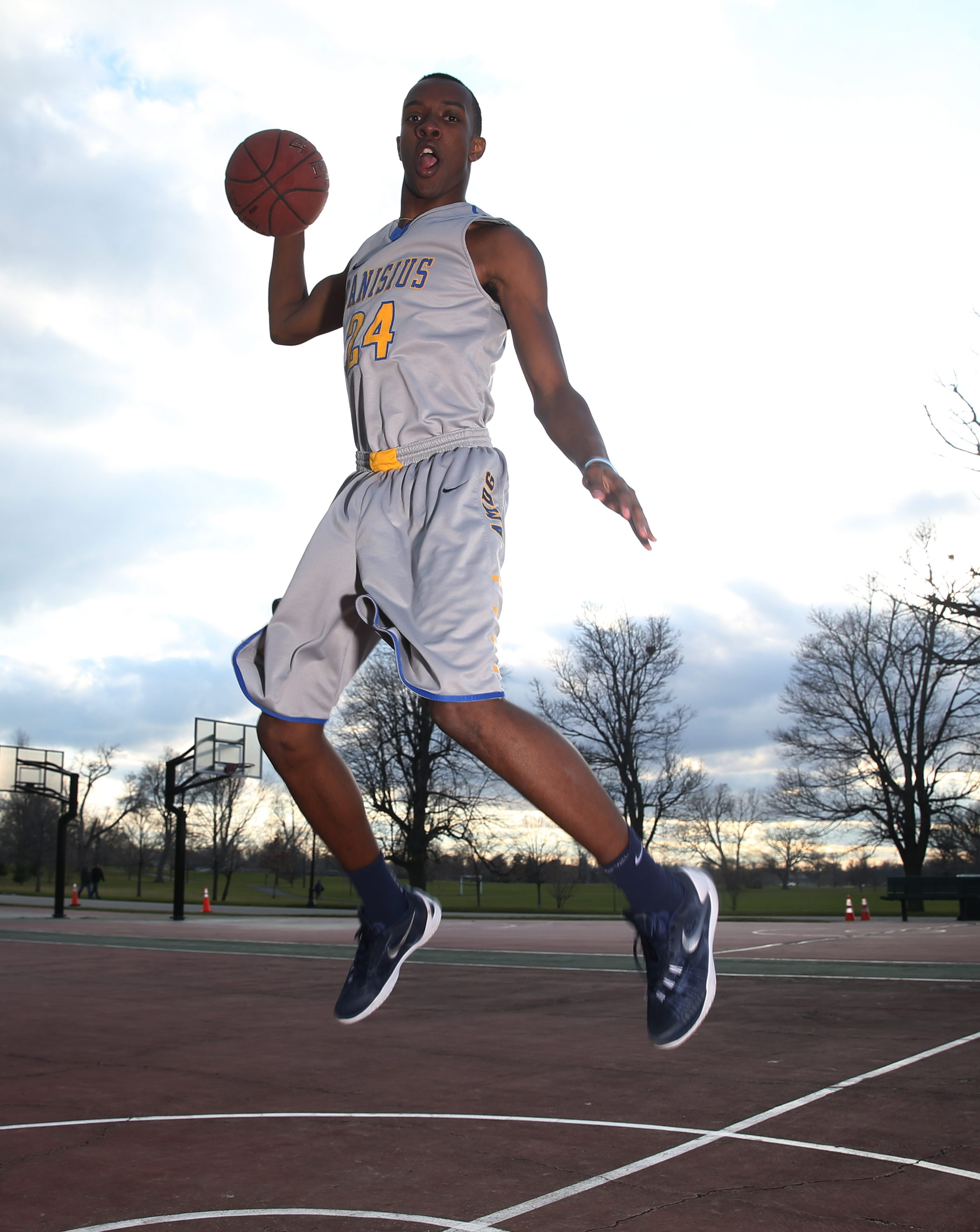 Stafford Truehart averaged 20.8 points, 10.5 rebounds and 2.5 blocks per game to pace Canisius to a program-record 26 victories.