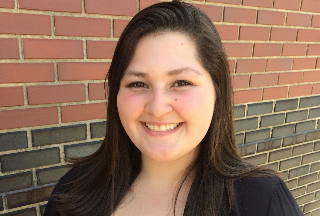 Tonawanda native Alexis Greenauer, a sophomore at St. John's University in Flushing, is pro-choice but a fiscal conservative.