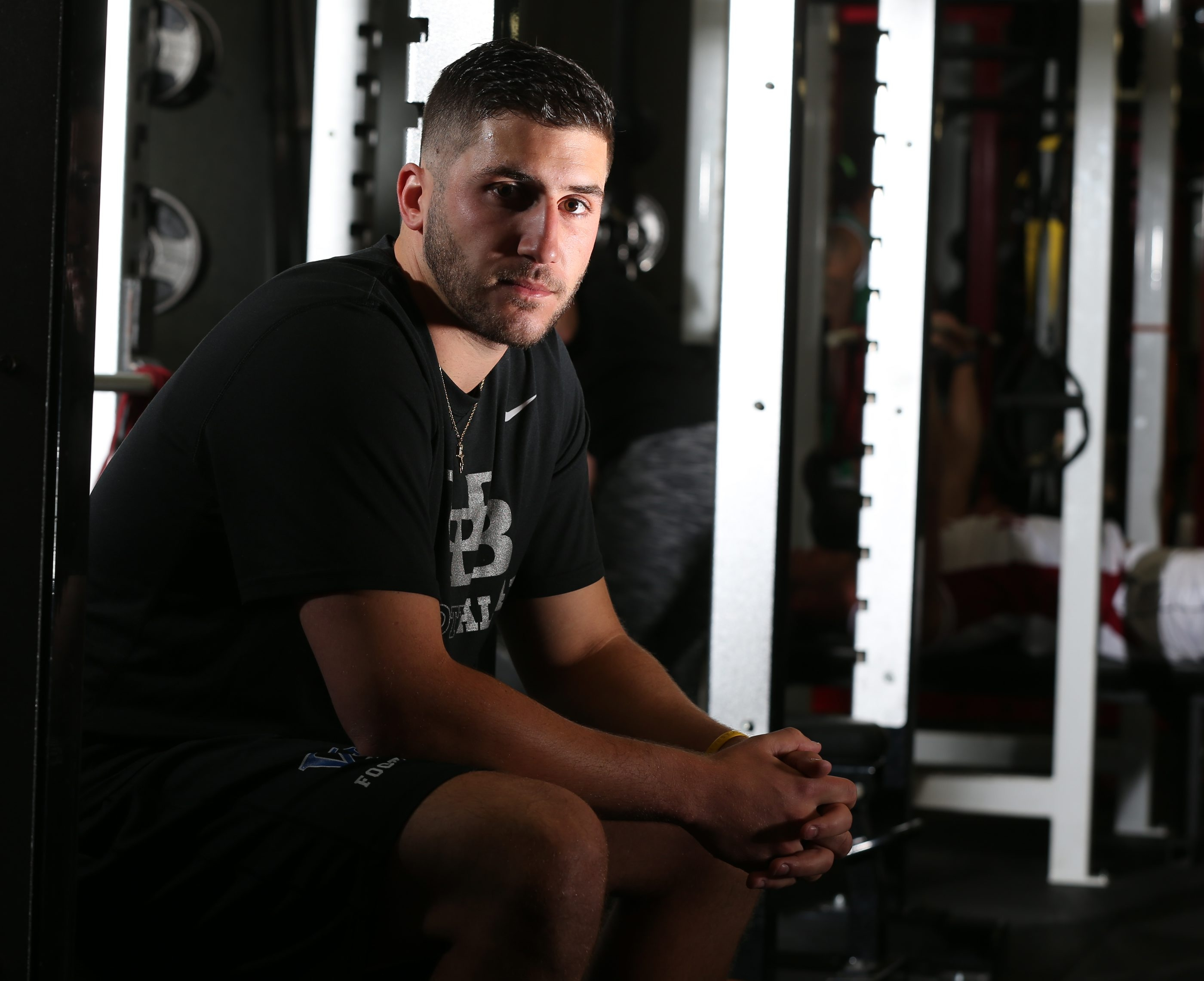 Go ahead. Name any of Joe Licata's perceived shortcomings. He'll respond by ticking off  a list of quarterbacks who overcame similar criticisms to make a name for themselves in the NFL.