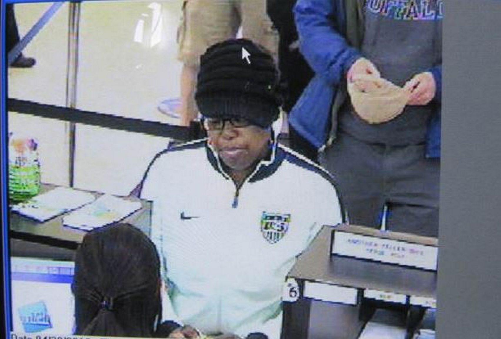 Town of Tonawanda police seek help identifying bank robbery suspect