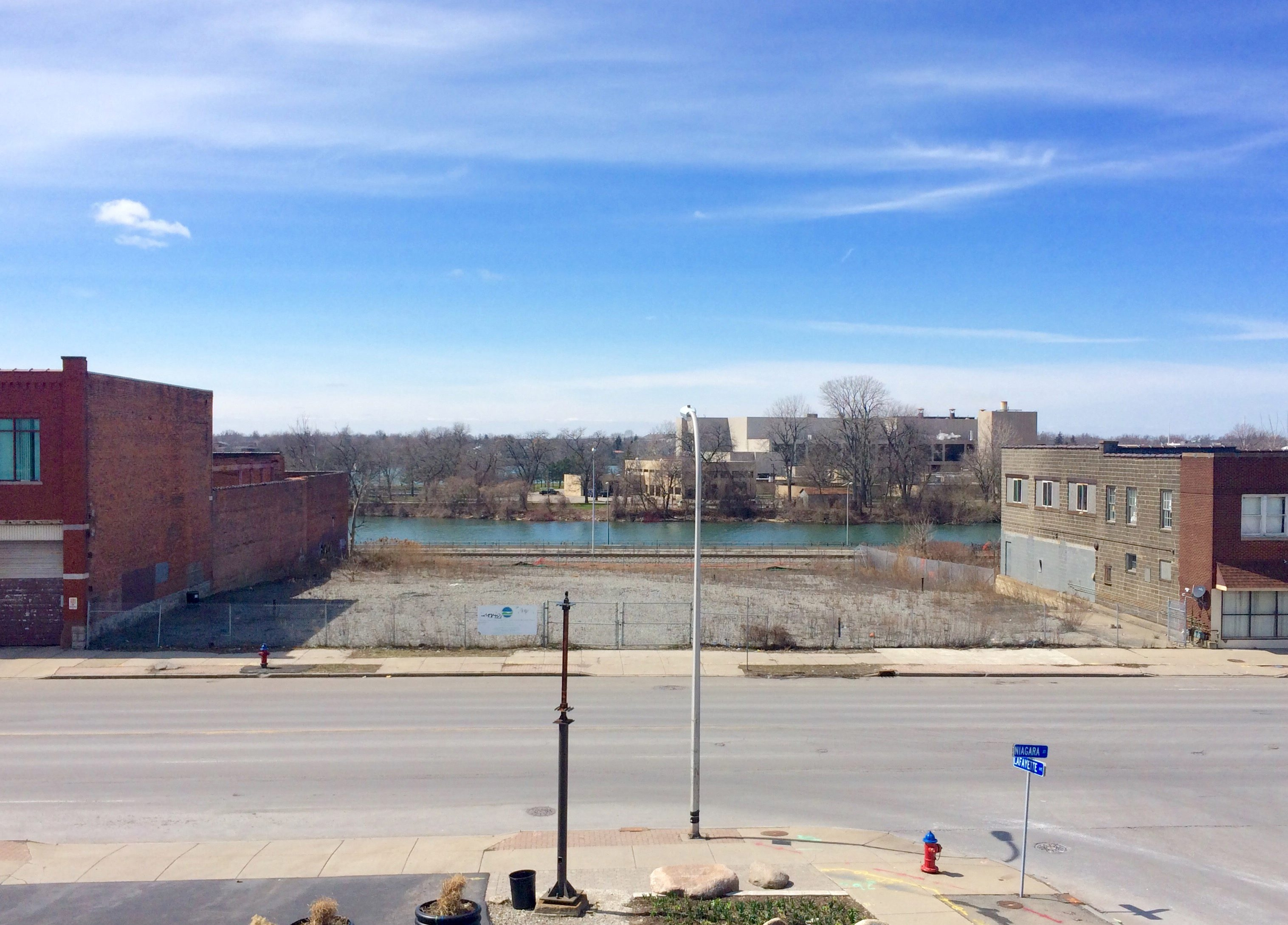 """""""Grain to Green"""" is a long-range initiative to secure, design, build and program a beautiful, accessible green space on a site that is now a brownfield."""