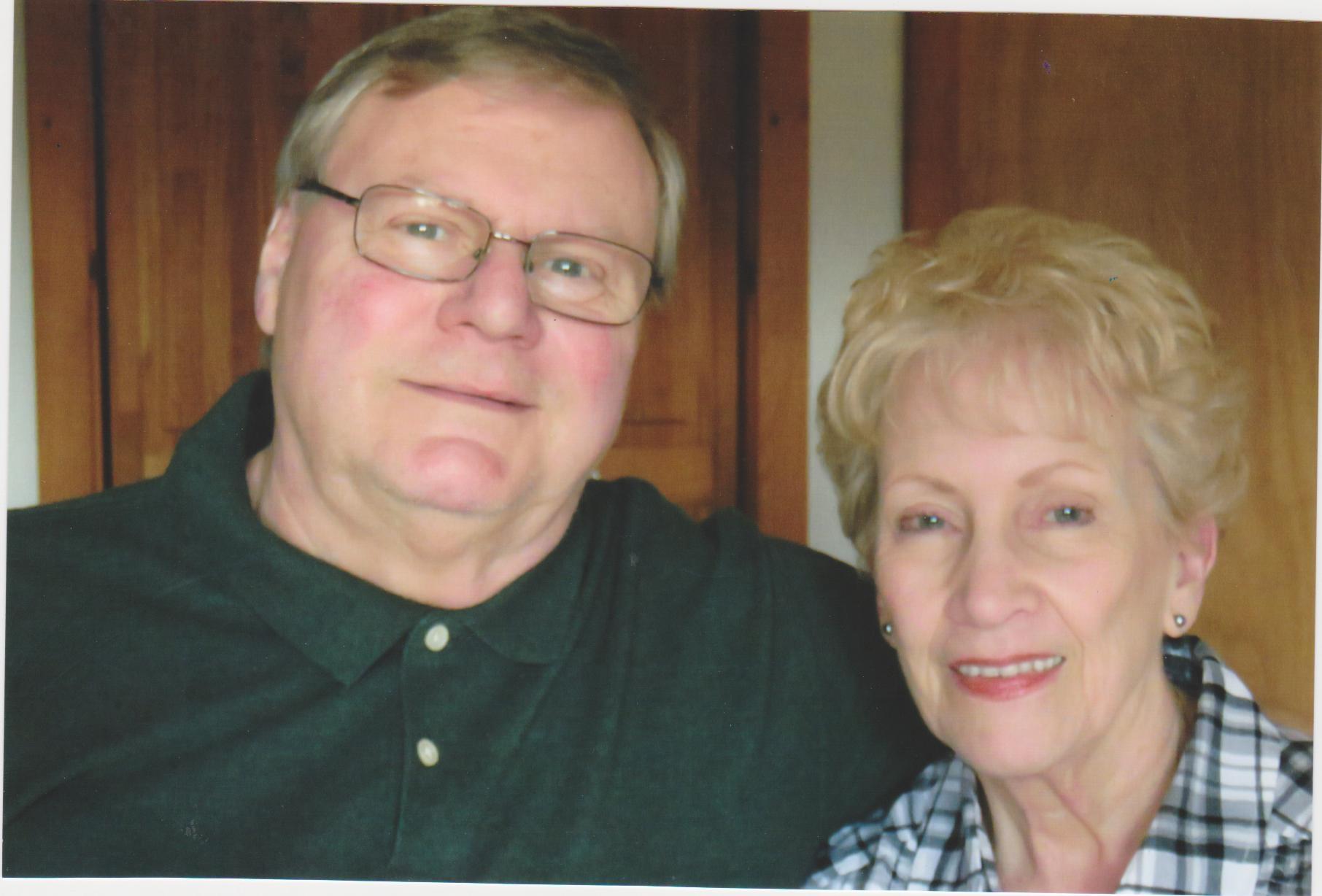 Robert and Shirley Schwartz