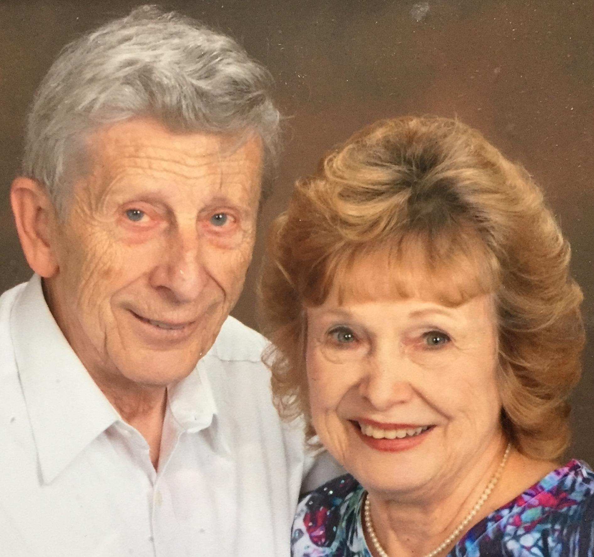 Kathleen and John Kroll