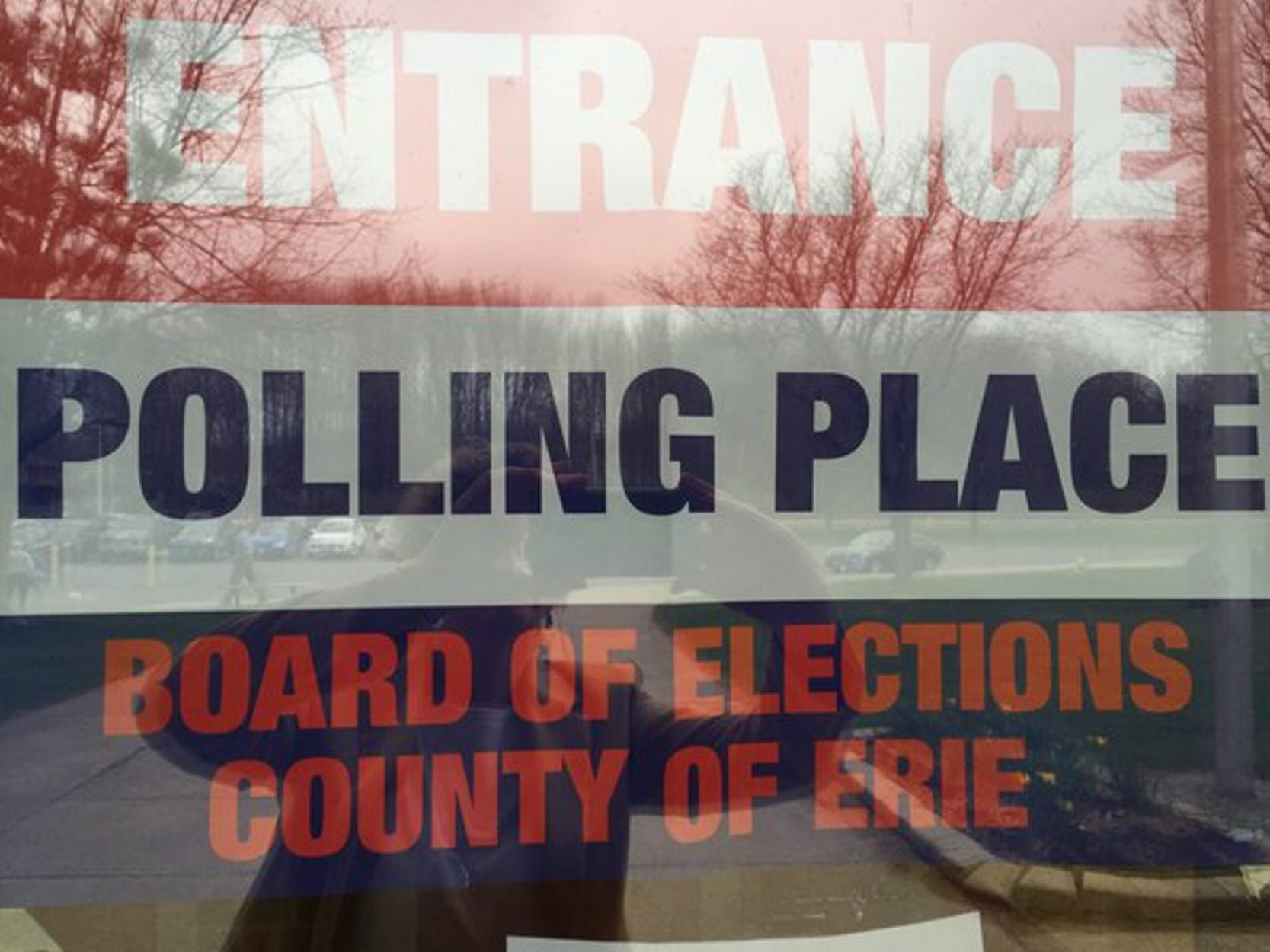 Polls in Erie County opened at 6 a.m., while voting in other Western New York counties starts at noon.