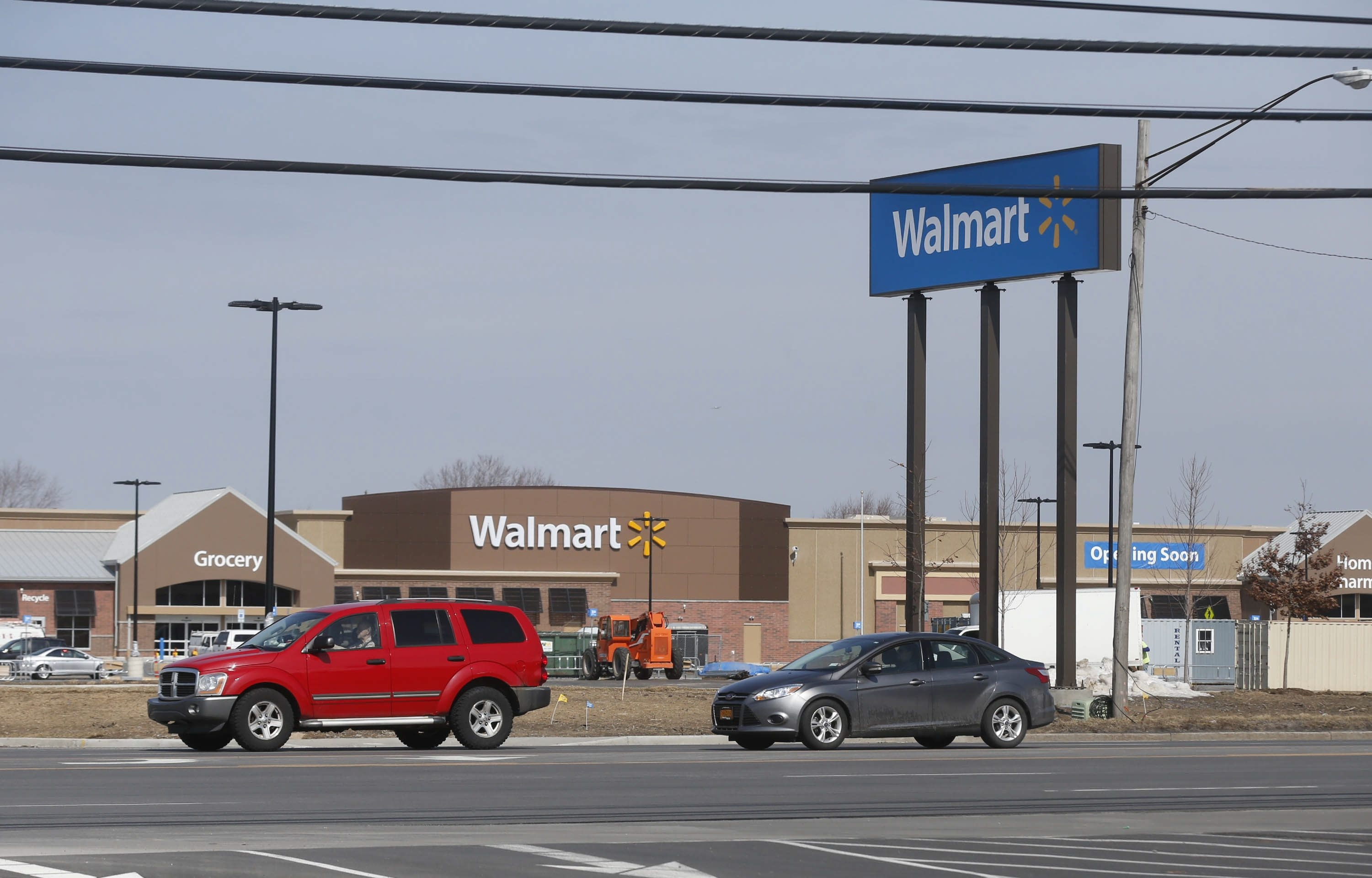 The Walmart location on Walden Avenue in Cheektowaga is getting a Metro Bus stop.