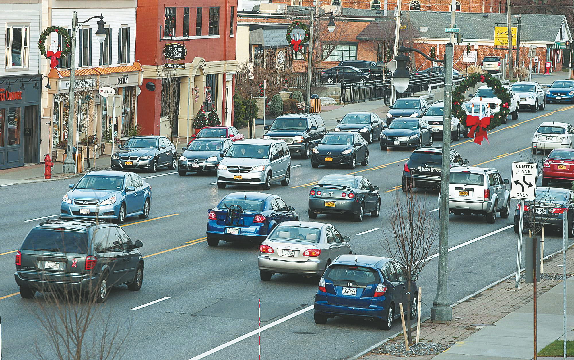 Marketing campaign aims to cut the retail vacancy rate on Main Street in the Village of  Williamsville from its current levels.
