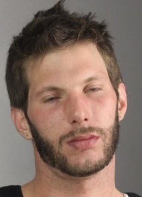 Sean Myers, 27, of West Seneca, faces multiple charges, including arson and drug possession.