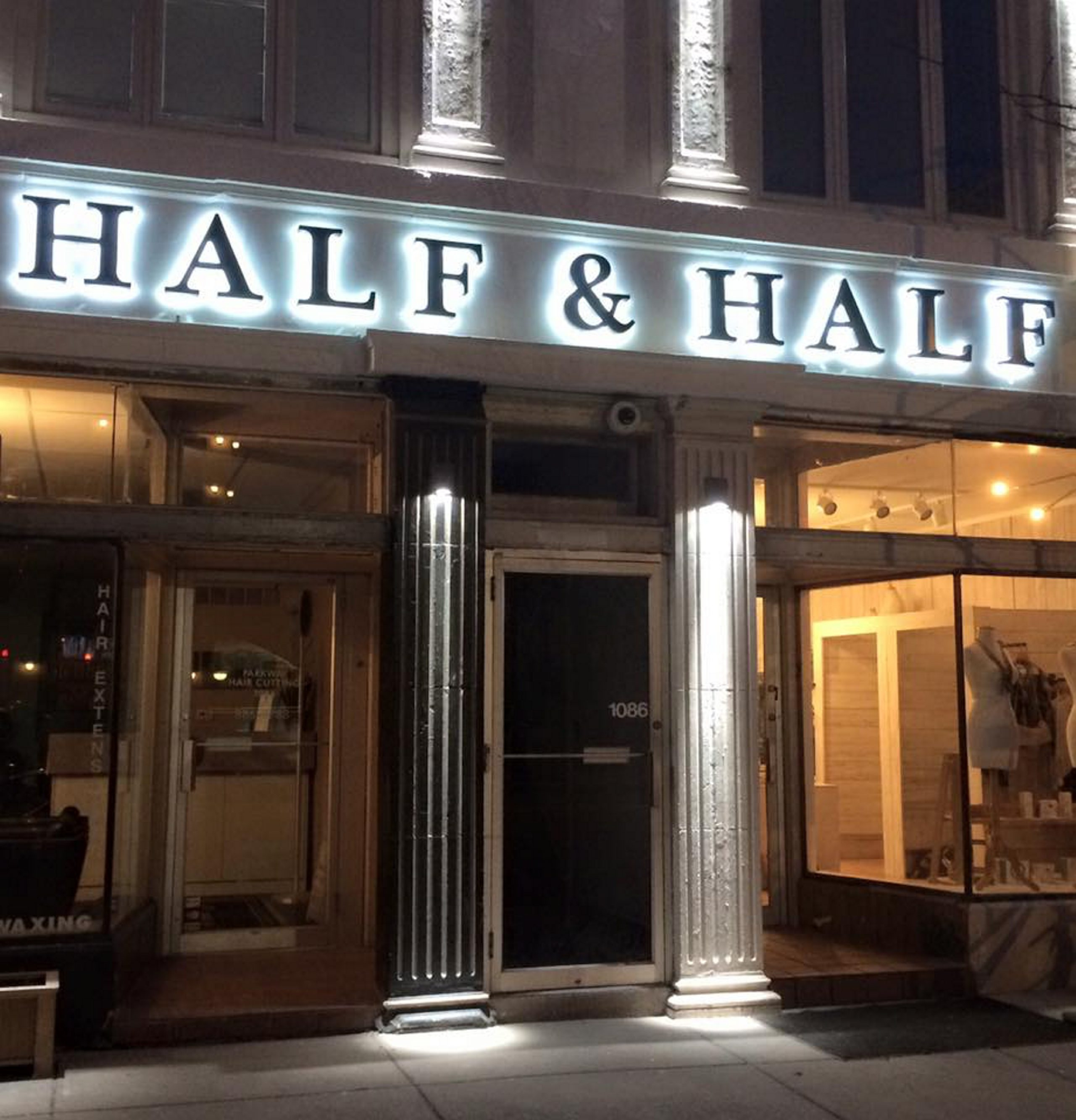 Half & Half, a longstanding store on Elmwood Avenue in Buffalo, will reopen under new ownership on Saturday.