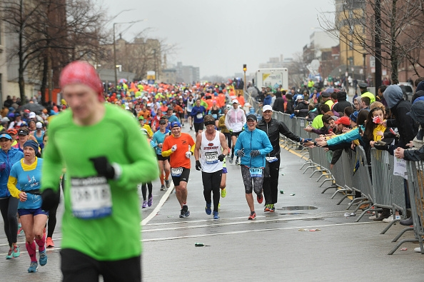 Many Western New Yorkers will be running the 120th Boston Marathon. The famous road race takes place April 18.