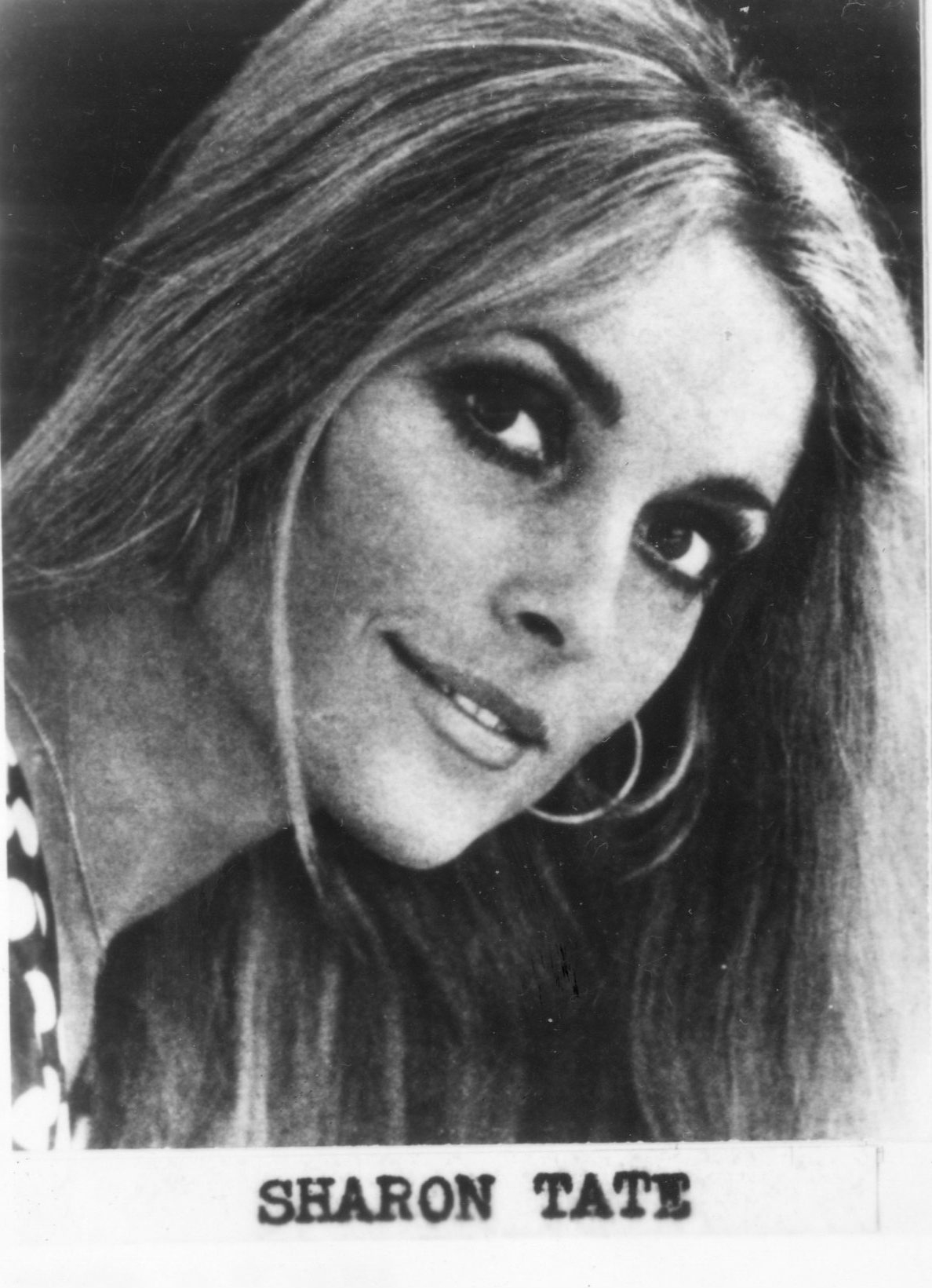 As poet Ed Sanders sees her, Sharon Tate was always surrounded by danger and, in fact, doomed.
