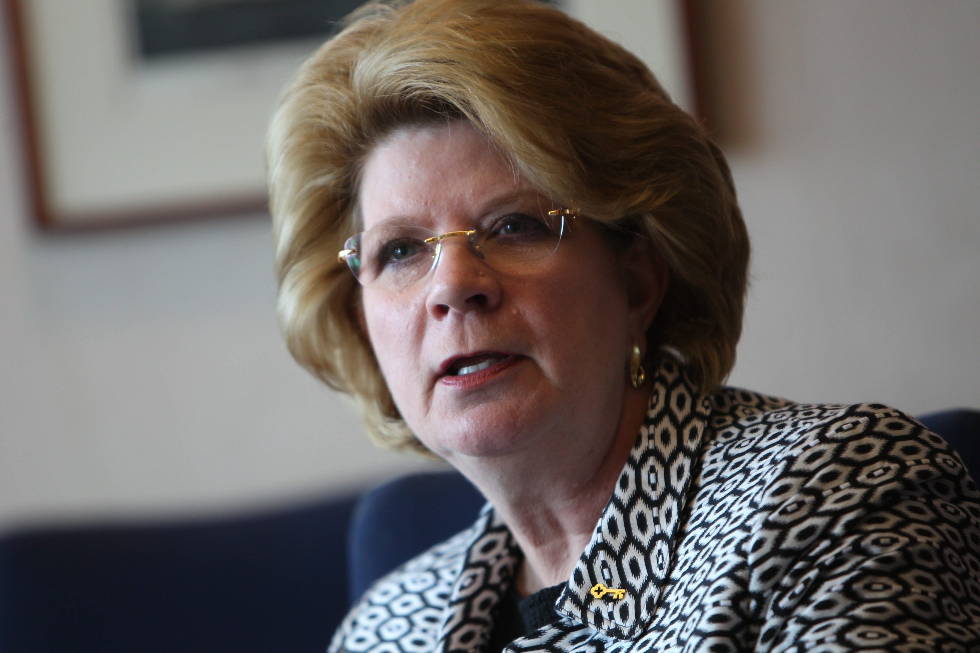KeyCorp Chairwoman and CEO Beth Mooney's salary rose.