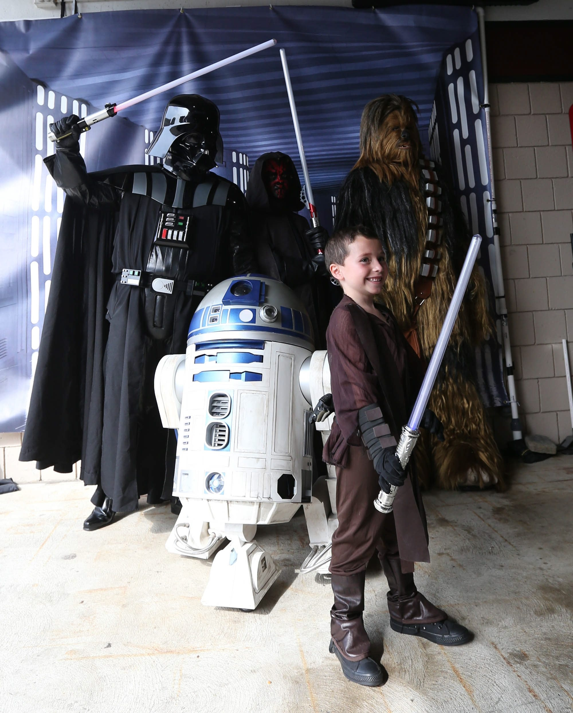 The ever-popular Star Wars Night returns to the ballpark on July 23.