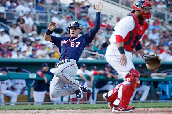 Max Kepler was the Minnesota Twins Minor League Hitter of the Year.