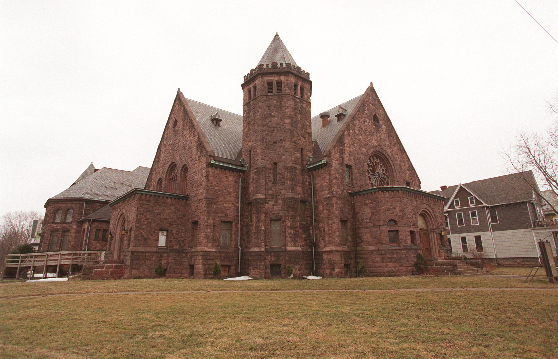 The Planning Board approved conversion of former Richmond Avenue Methodist-Episcopal Church into an arts center.