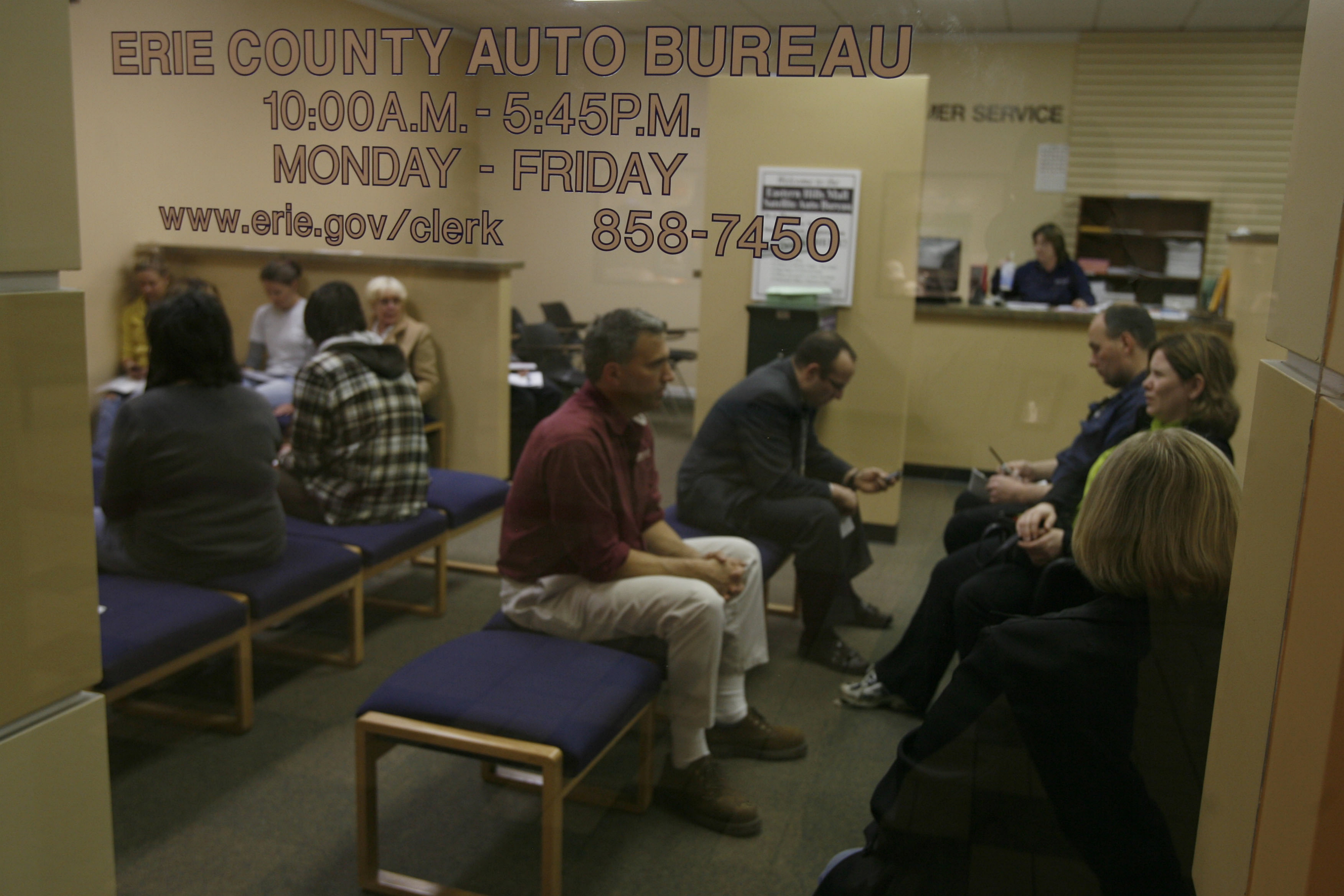 Allowing people to sign up for the state Donate Organ and Tissue Donor Registry in Erie County Auto Bureaus has resulted in a 62 percent increase in the number of people signed up since April 2014. (News file photo)