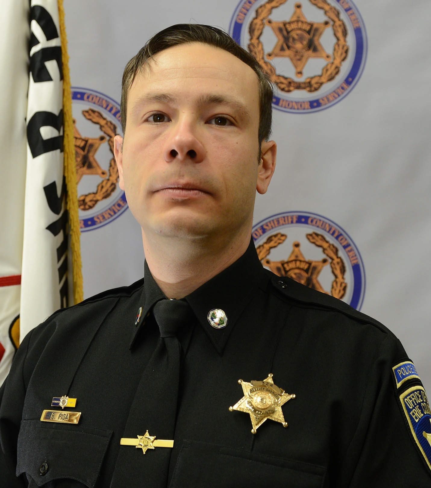 Deputy Benjamin Pisa will receive the William R. Dils Deputy of the Year Award.