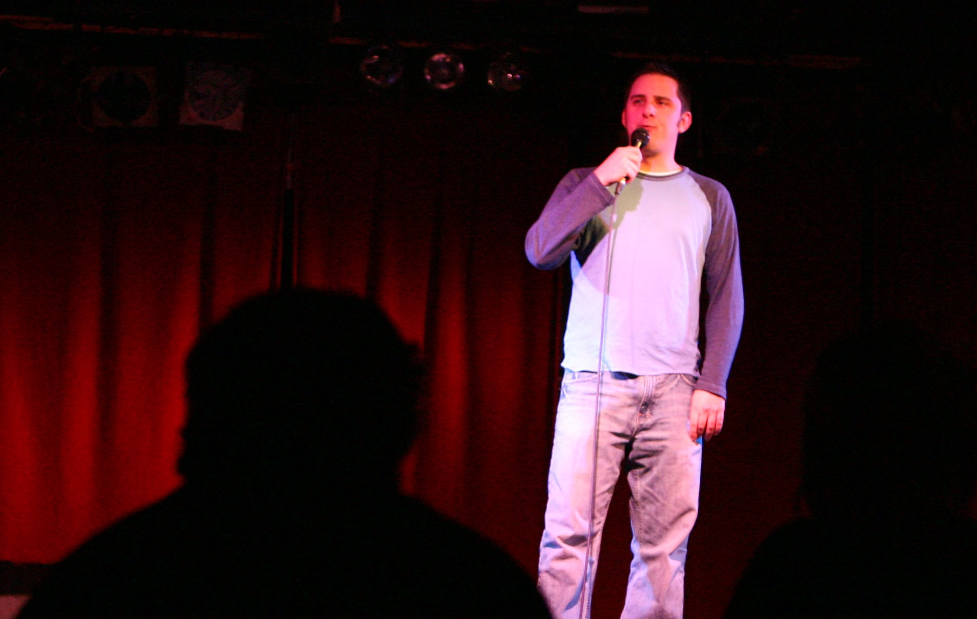 Brian Herberger is a previous winner of Helium Comedy Club's 'Buffalo's Funniest Person' contest. (Buffalo News file photo)