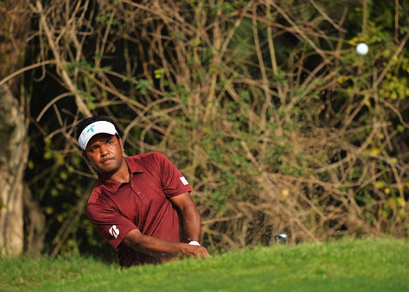"""Siddikur Rahman is hailed as the """"Tiger Woods of Bangladesh."""" (Getty Images)"""