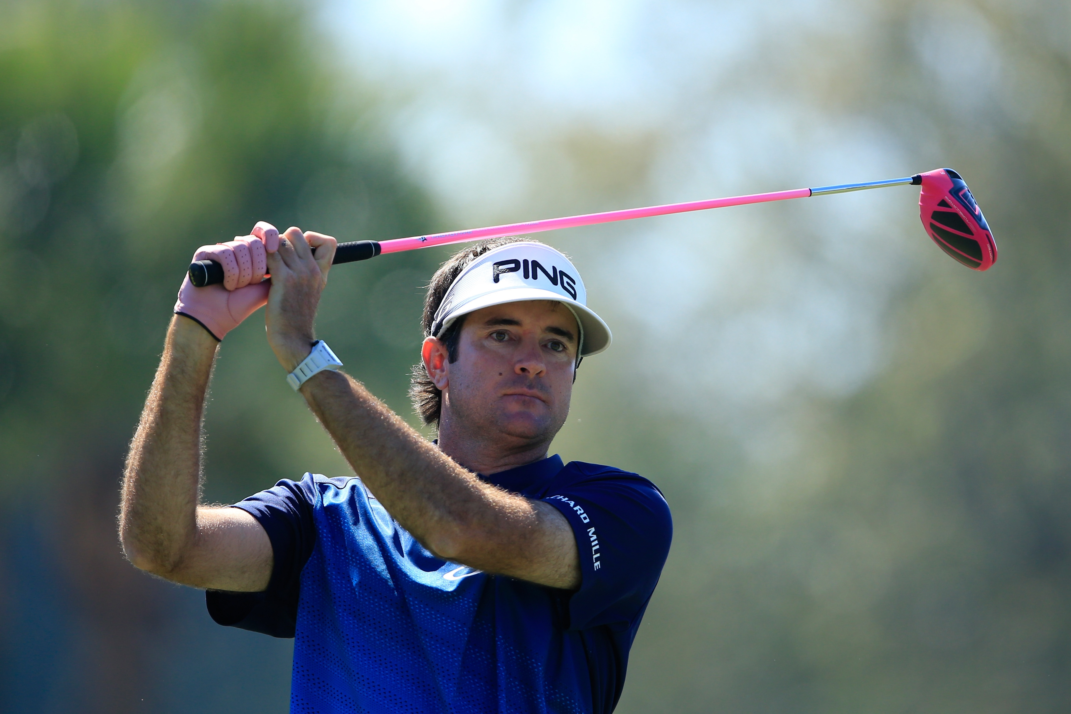 Bubba Watson and other new-age golfers have made the Masters and other tournaments look easy.