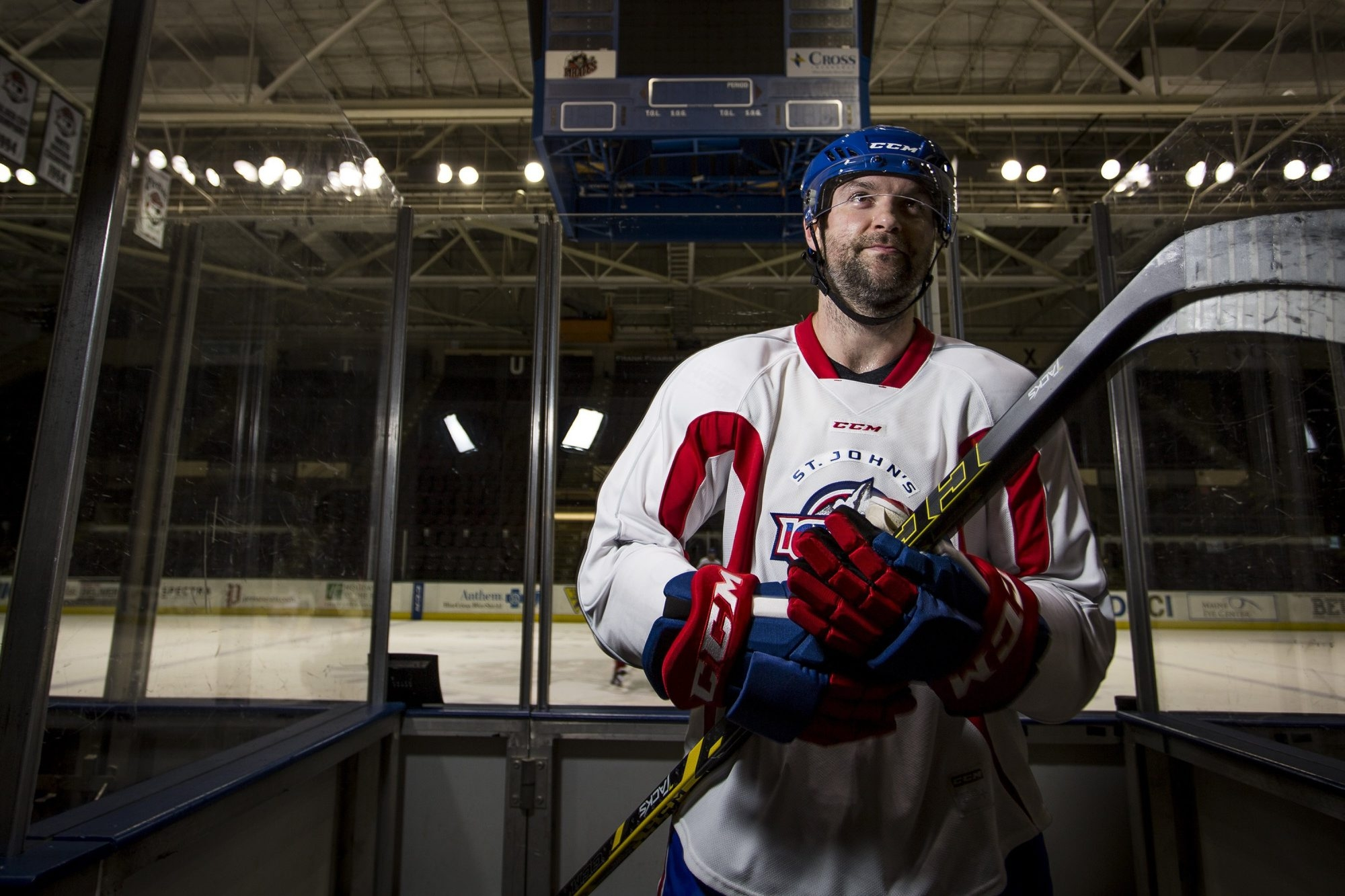 A few months ago, former Sabre John Scott was convinced he would need his Michigan Tech engineering degree upon retirement. Now he's optimistic he'll be able to lead to a lifelong hockey career. (Portland Press Herald)