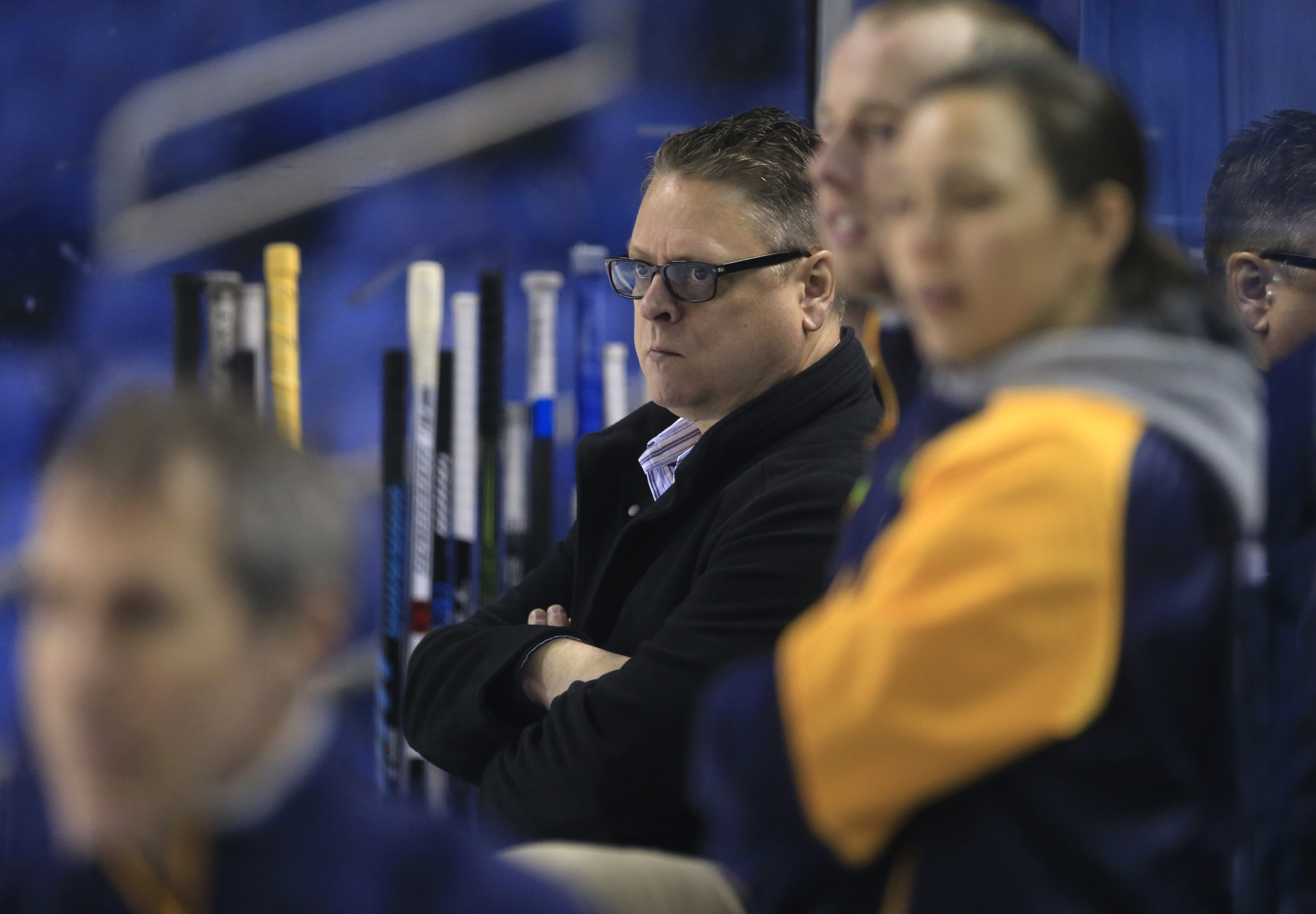 After last year's dramatic Draft Lottery, Sabres General Manager Tim Murray will be sitting this one out.