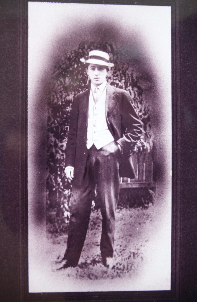 Henry Sutehall Jr., the Kenmore man who died in the sinking of the Titanic in 1912. (Harry Scull Jr. /News file photo)