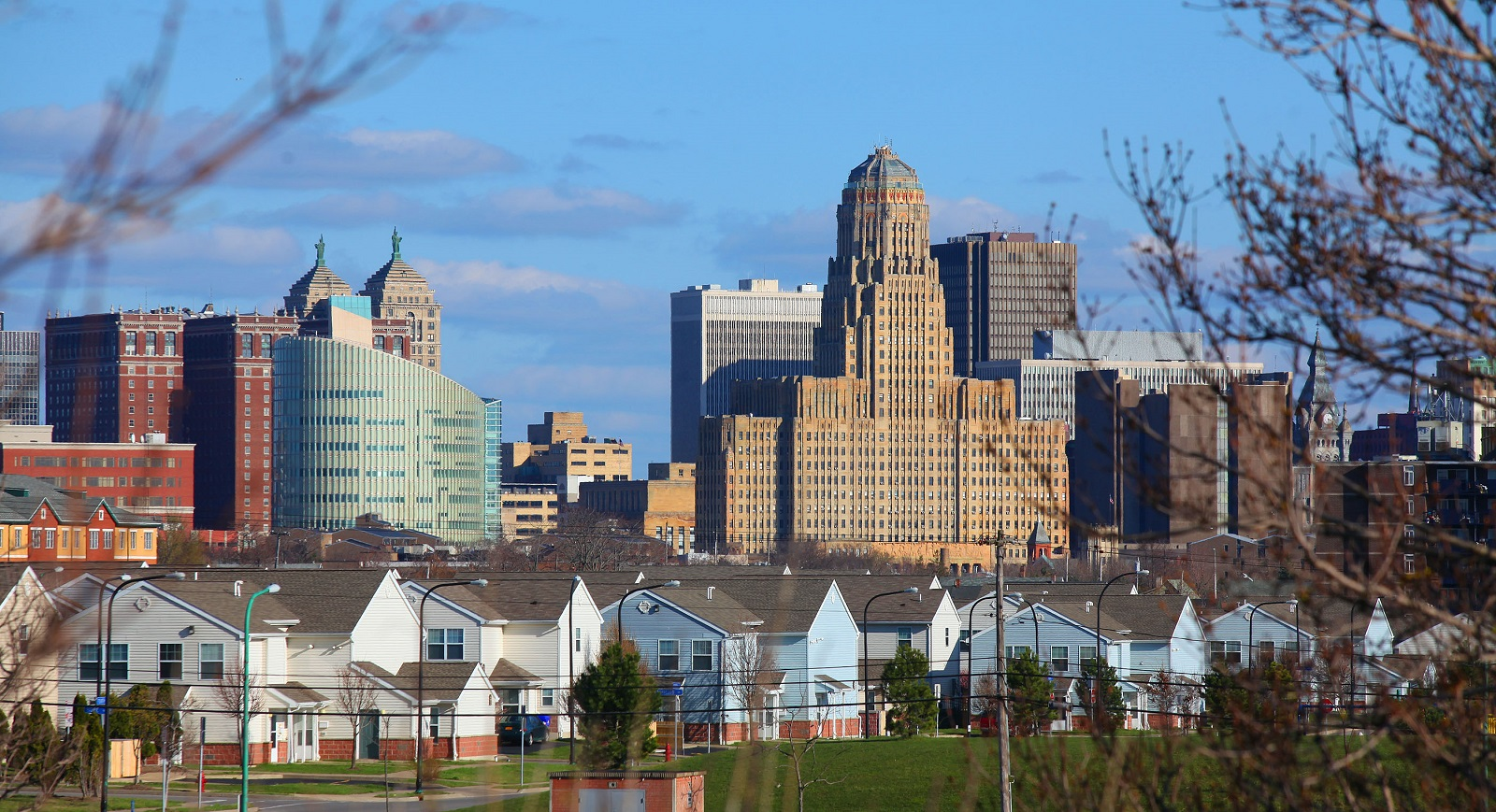 Buffalo Homecoming hopes to stir expats' interest in their hometown. (Harry Scull Jr./Buffalo News)