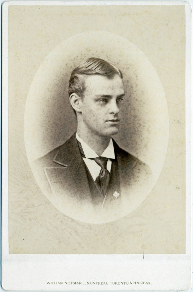 Edward Kent, in image from Yale University Library.