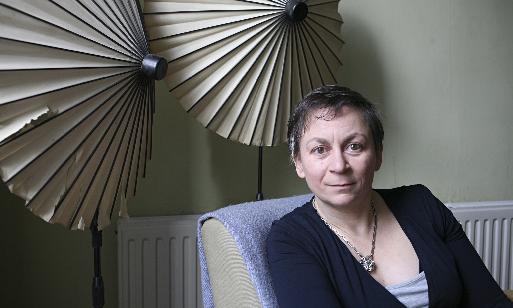 Author Anne Enright will give a free reading at Montante Cultural Center.