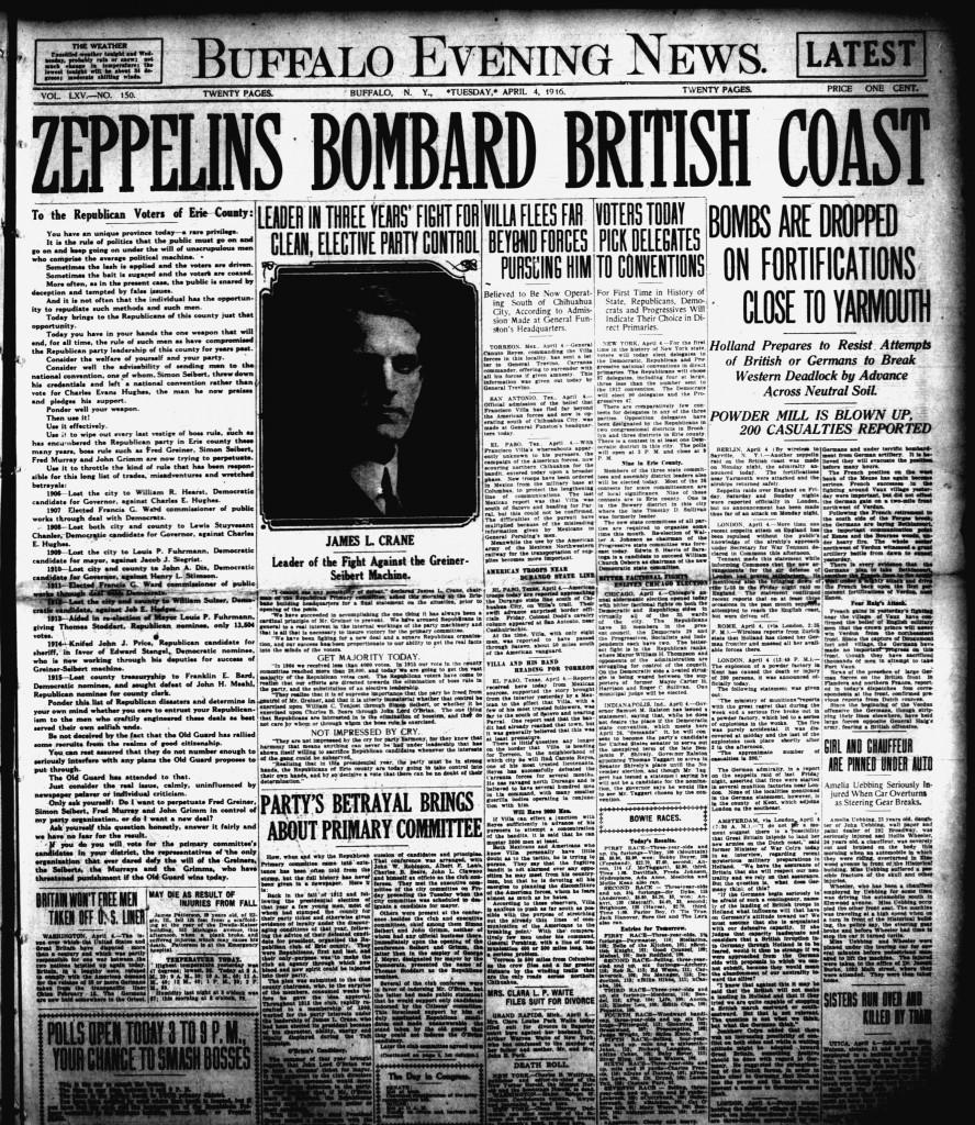 April 4 1916