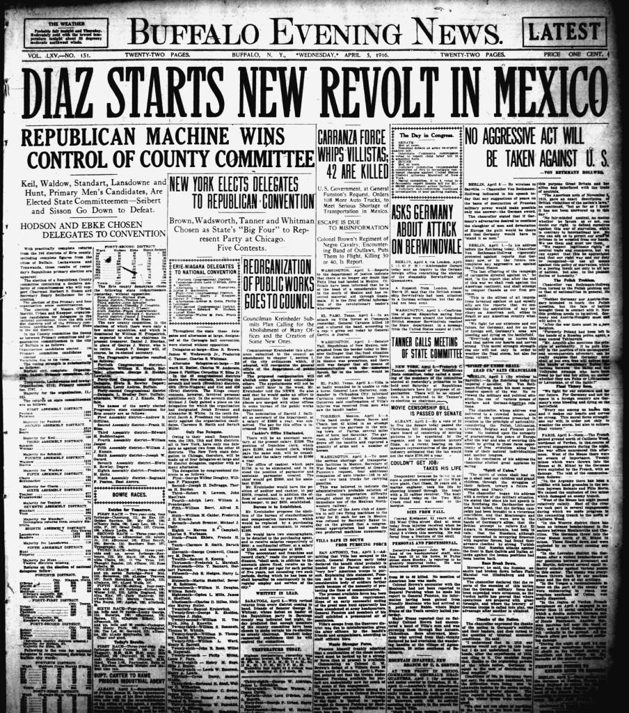 April 5 1916