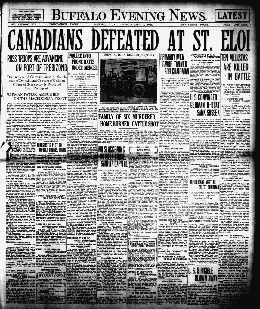 April 7 1916