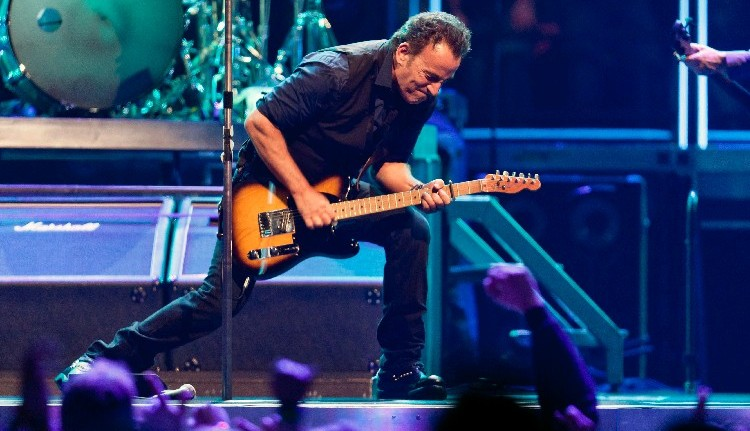 Adding to a chorus of condemnations of North Carolina's new law restricting transgender rights, Bruce Springsteen canceled an upcoming performance in the state. (New York Times photo)