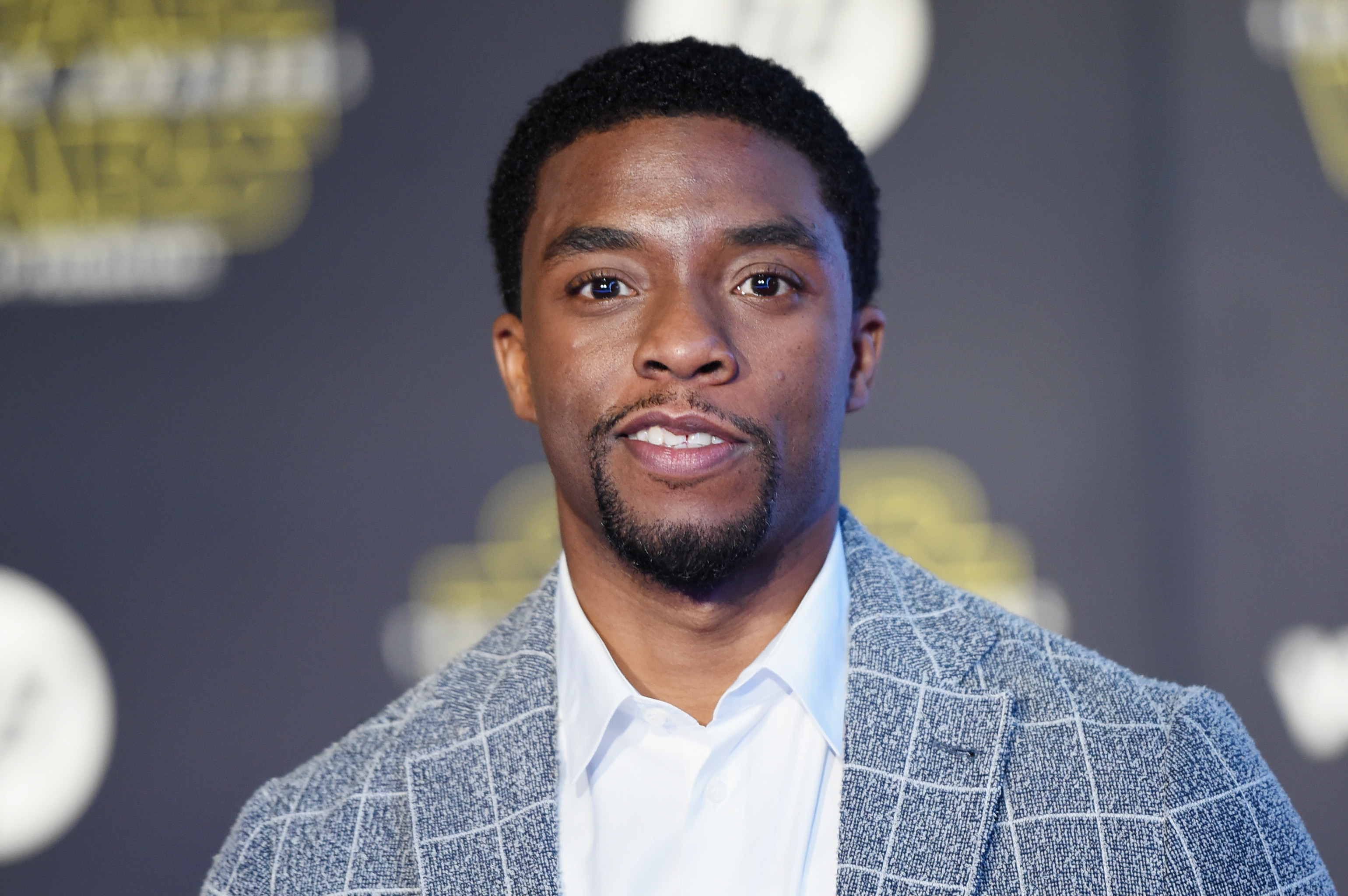 Chadwick Boseman will be in Buffalo to film 'Marshall.' (Getty Images)
