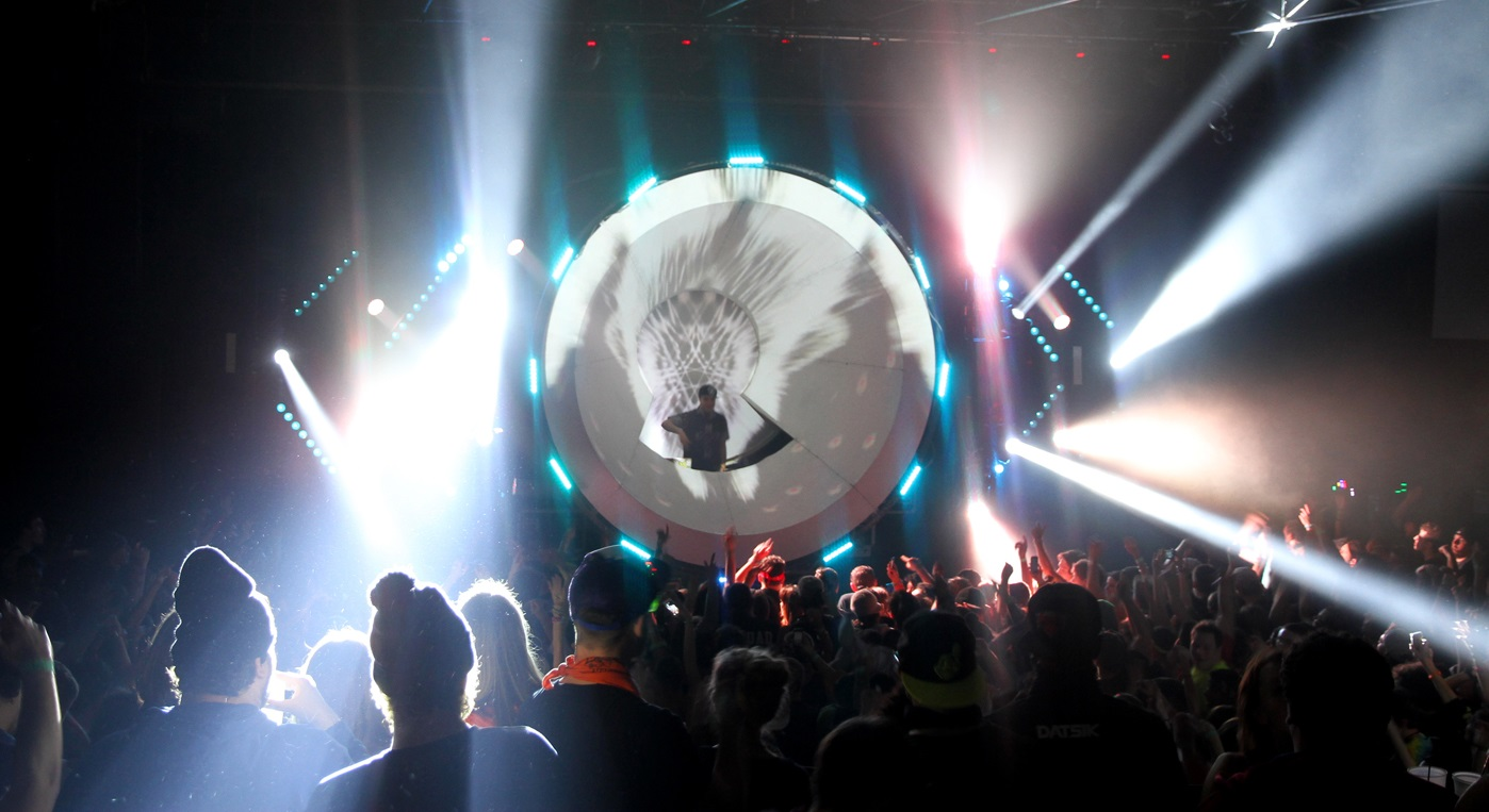 Datsik performed in Buffalo in 2015. (Erica Malinowski/Special to The News)
