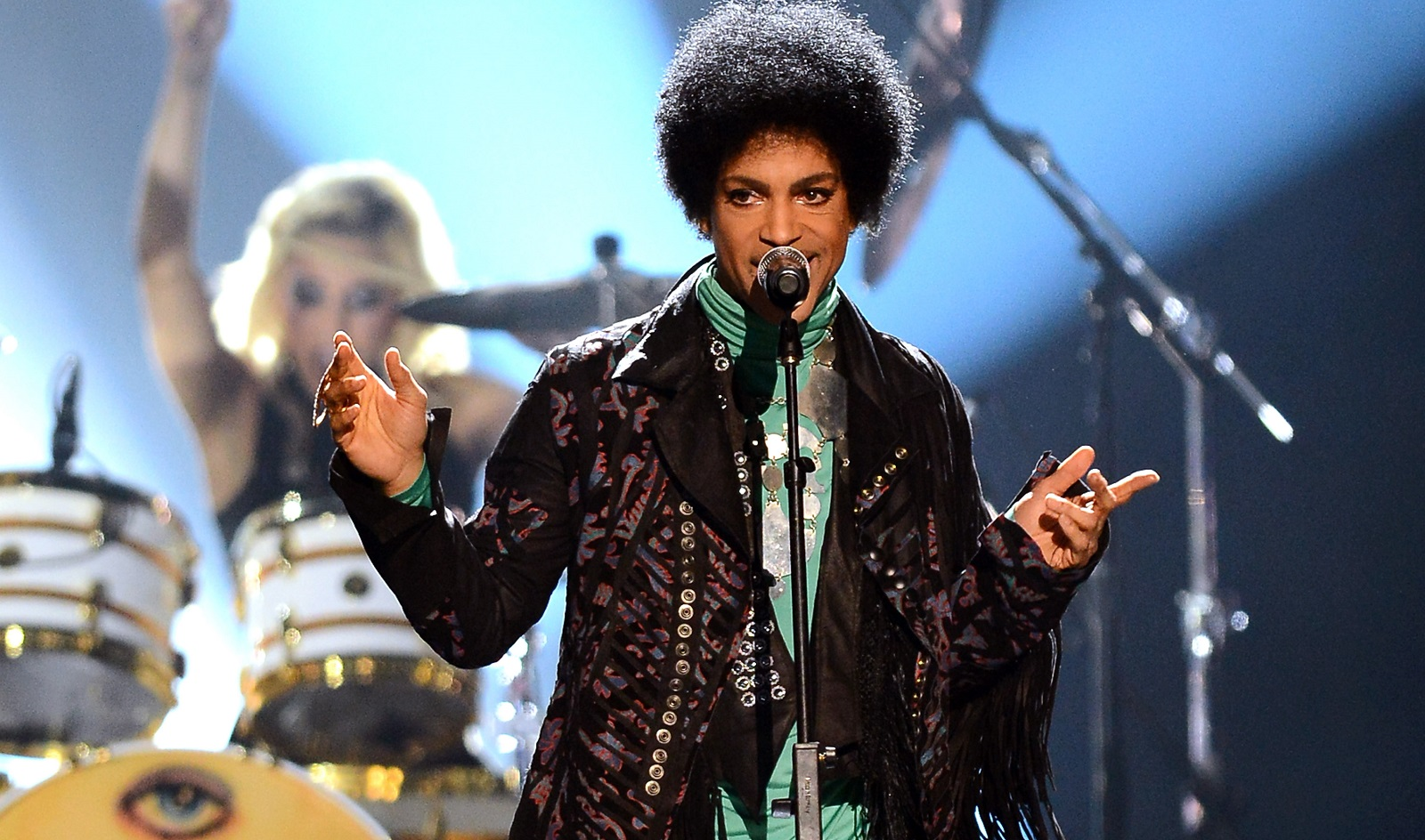 Prince is the subject of a new biography. (Ethan Miller/Getty Images)