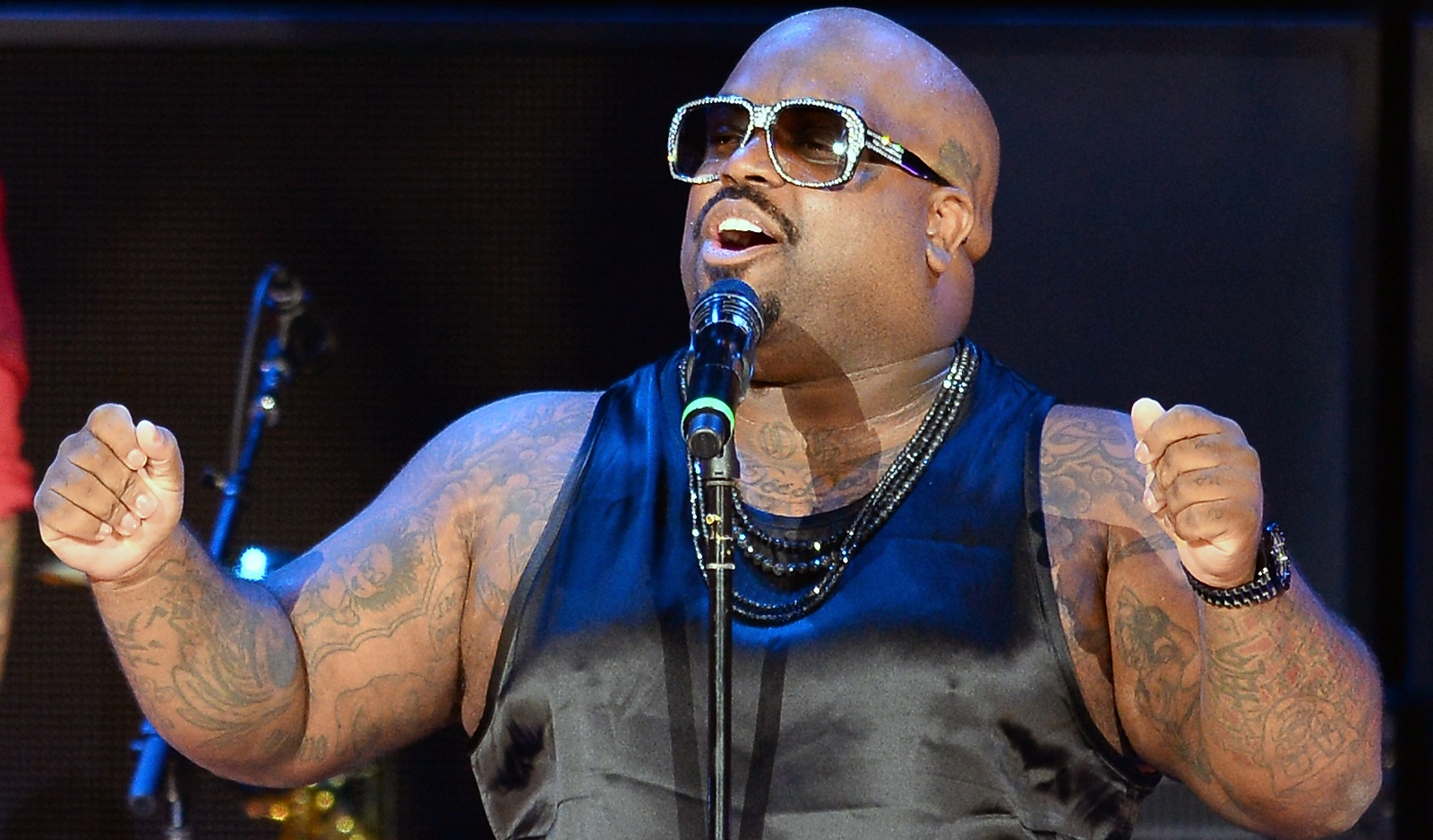 Goodie Mob and Gnarls Barkley member CeeLo Green will perform June 11 in Town Ballroom. (Getty Images)