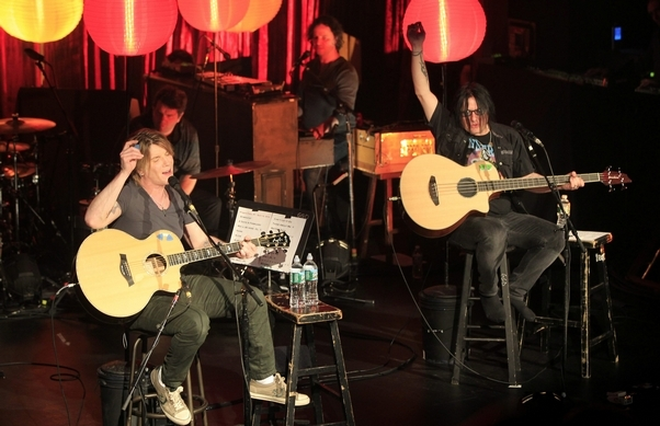 The Goo Goo Dolls will headline Artists for Autism at Rockwell Hall on April 16. (Harry Scull Jr./Buffalo News file photo)