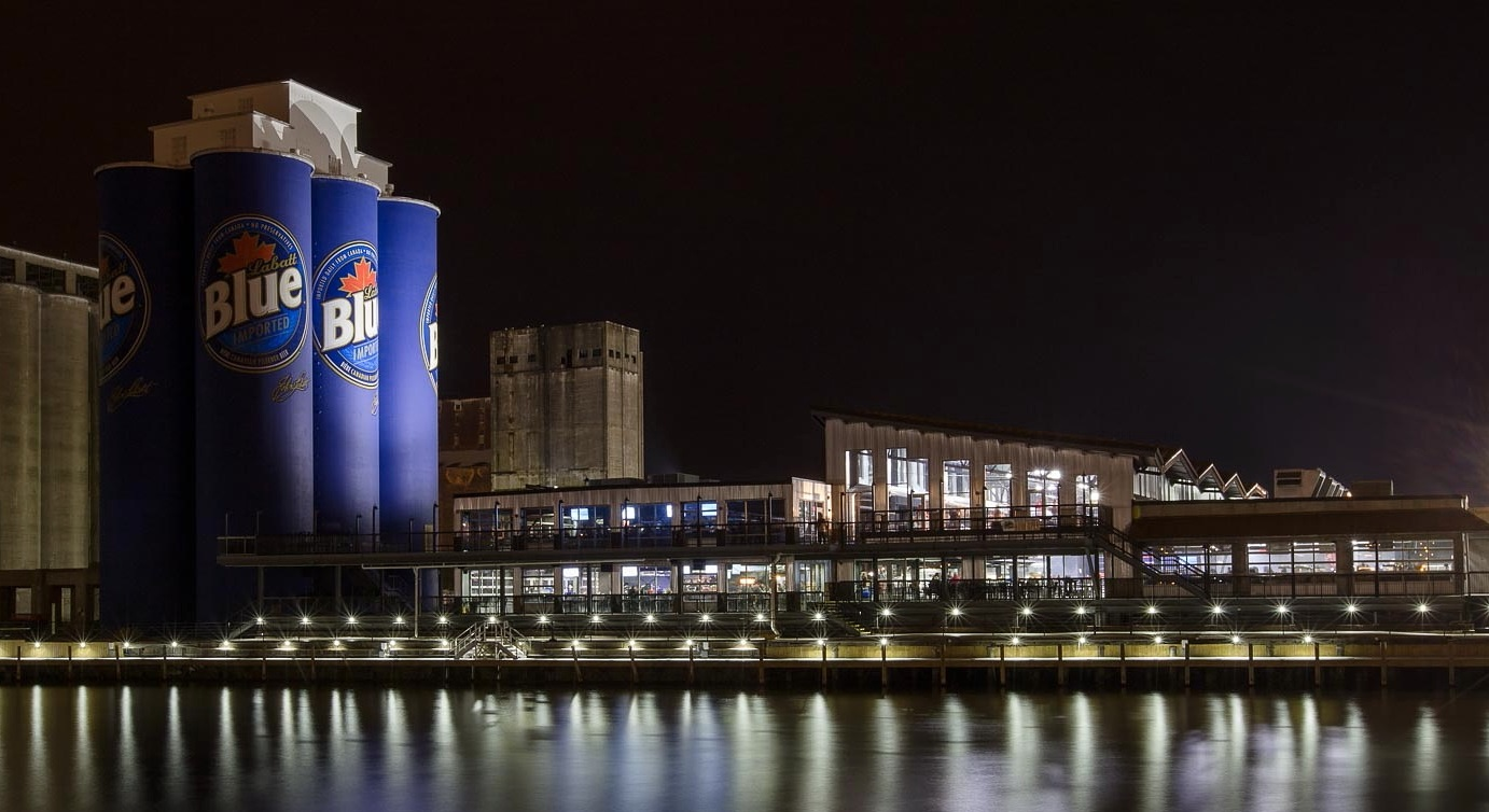 The outside of Buffalo RiverWorks. (Don Nieman/Special to The News)