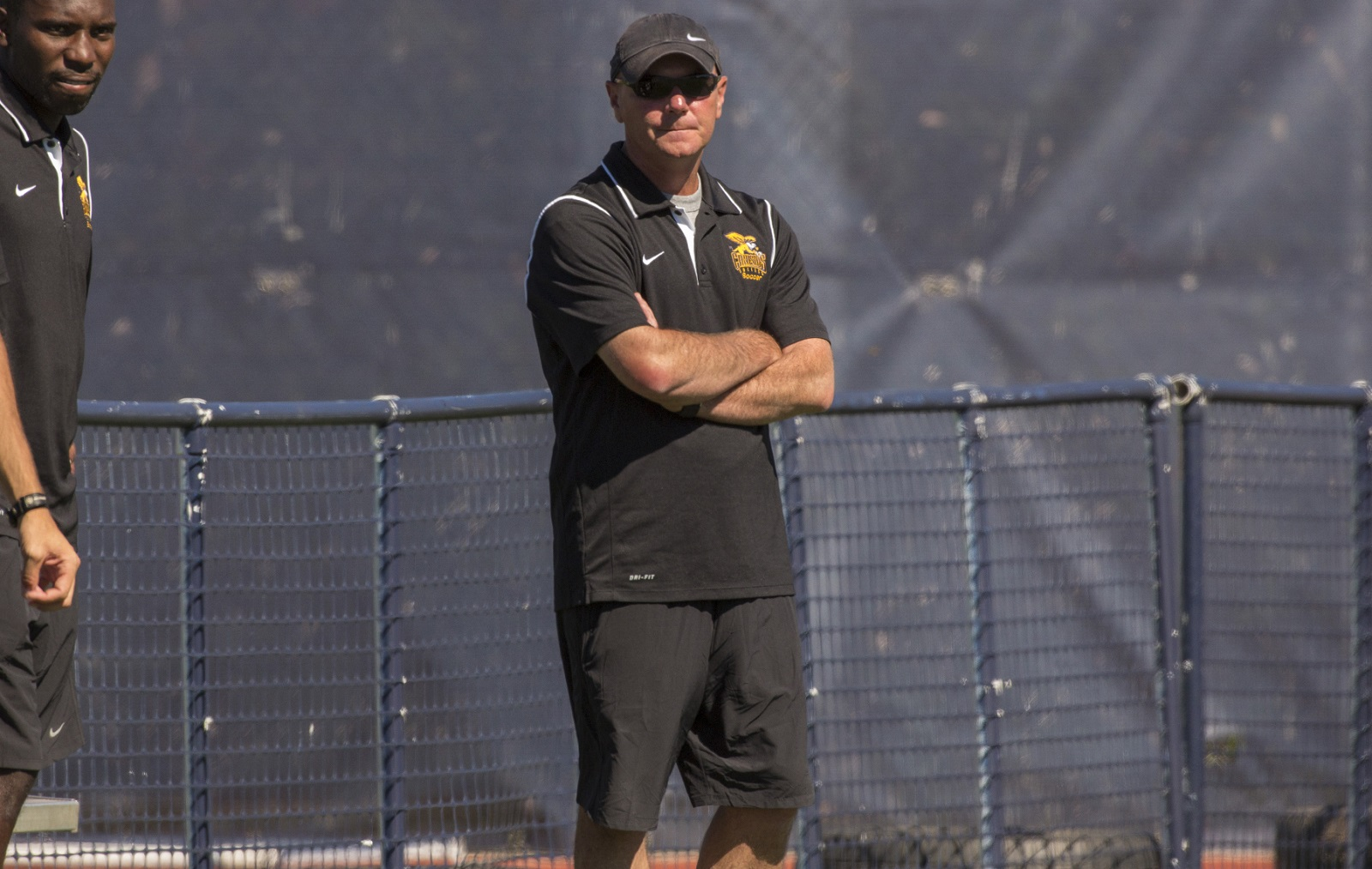 McGrane spent 1980 to 1985 as a member of the Leicester City FC academy. He has coached locally for both Niagara and Canisius. (Canisius Athletics)