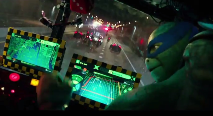 Part of 'Teenage Mutant Ninja Turtles: Out of the Shadows' was filmed on the Kensington in Buffalo. (YouTube screenshot)