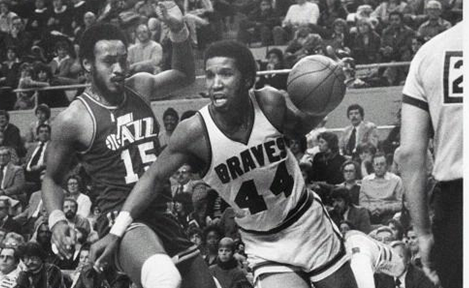 Smallthoughts Old School Tuesday …Adrian Dantley