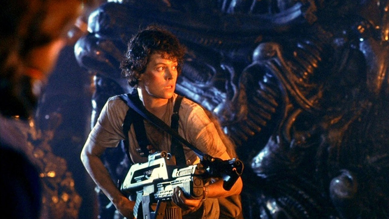 The North Park Theatre will host 'Alien' and 'Aliens,' both starring Sigourney Weaver.