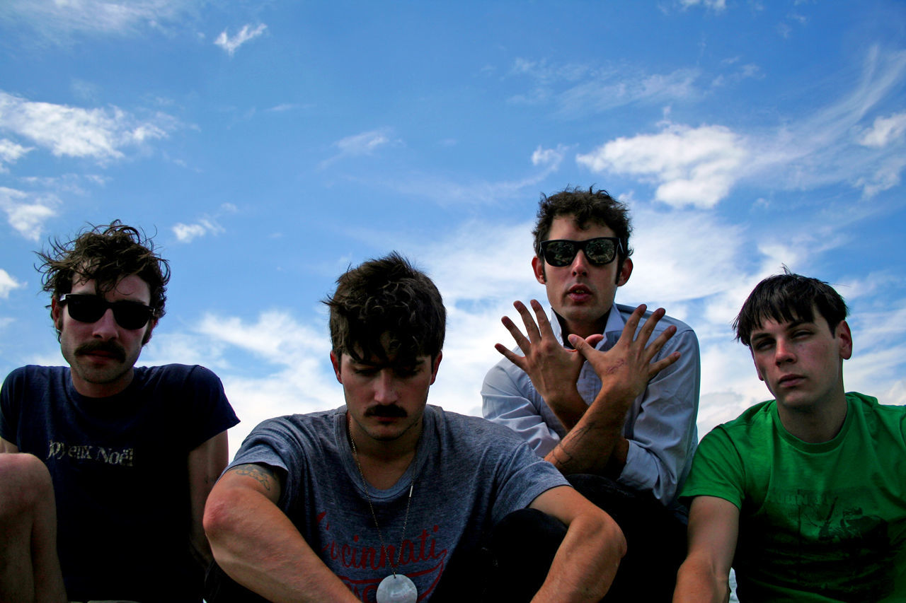 Atlanta's Black Lips to play Nietzsche's on Jul 16.